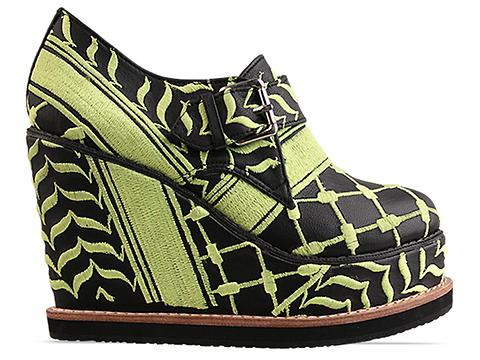 K.T.Z.-shoes-Womens-Shoes-Embroidered-(Black-Neon-Yellow)-010604